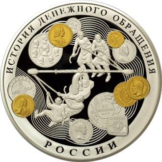 100 рублей. История денежного обращения России