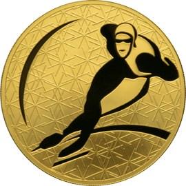 200 рублей Конькобежный спорт