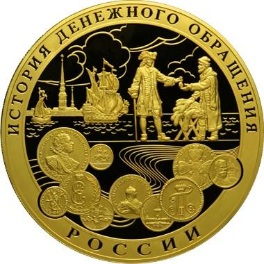 25 000 рублей. История денежного обращения России